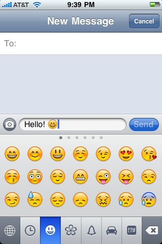 Using Emoji In Web Apps
